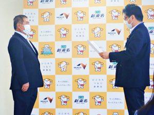 NEXCO中日本様より表彰していただいたきました!
